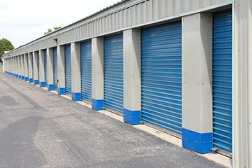 Cottage Grove, Minnesota Outdoor Self Storage Units
