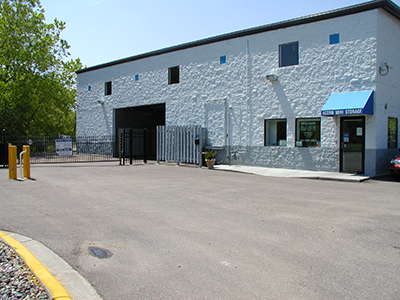 Exterior of the Eagan, Minneapolis Location