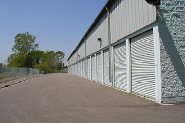 Outdoor Eagan, Minnesota Storage Units