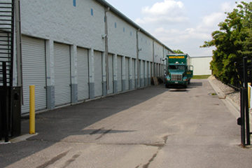 Eagan, Minnesota Outdoor Self Storage Units