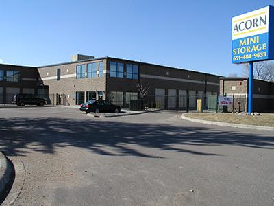 Exterior of the Maplewood, Minnesota Location