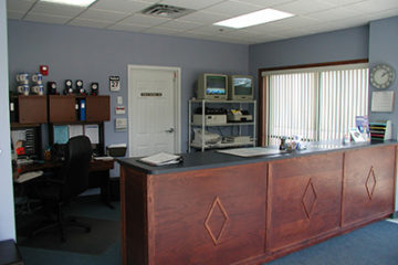 Maplewood, Minnesota Front Office