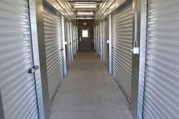 Maplewood, Minnesota Interior Self Storage Units
