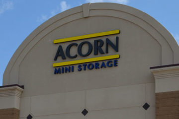 Roseville, Minnesota Location Sign