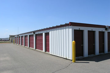 Outdoor Storage Units at the Shakopee, Minnesota Location