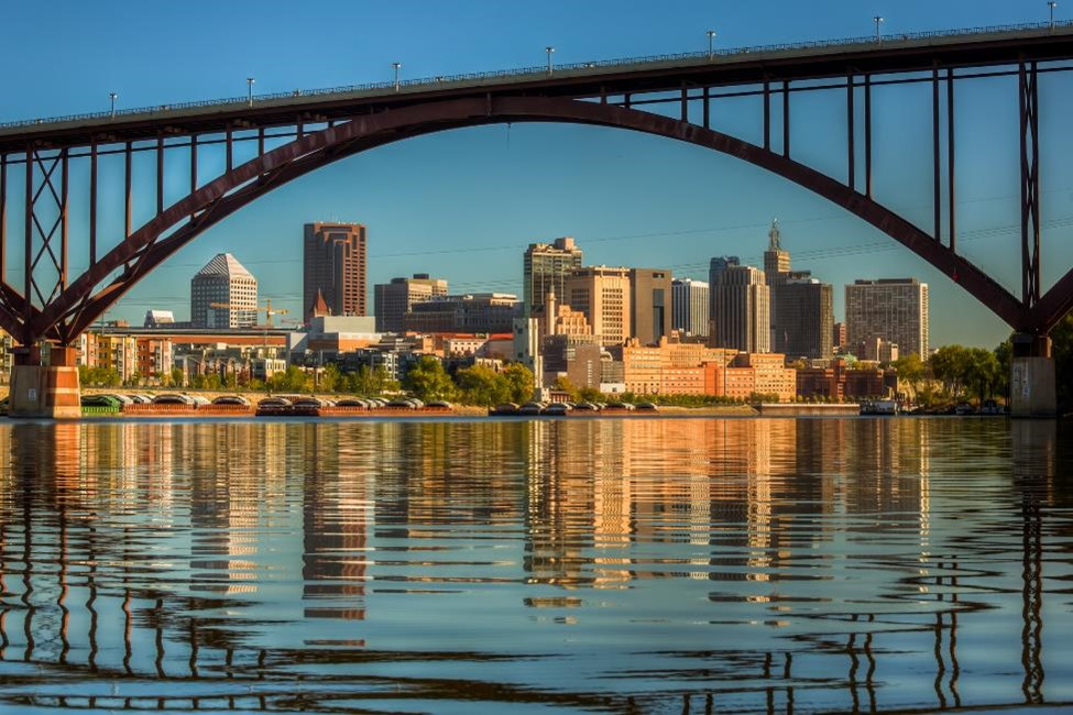 Moving to downtown St. Paul